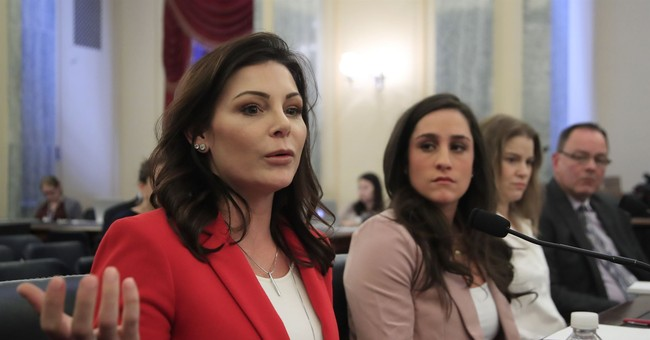 Olympic Gymnasts Tell Senate Sexual Abuse Thrives in USA Gymnastics Culture, Call for Change