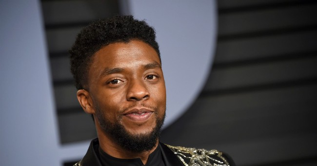 What Chadwick Boseman Did With His MTV Movie Award Will Restore Your Faith in Hollywood