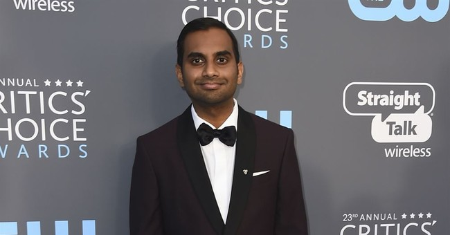 Aziz Ansari skipped SAG Awards, James Franco did not
