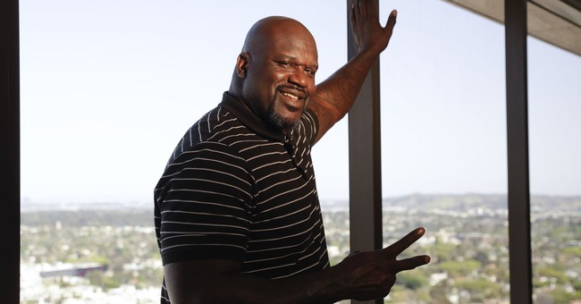 Thank God For Shaq: The Big Aristotle Defends Free Speech Against China