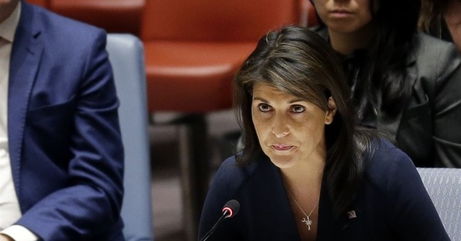 Nikki Haley Slams Insulting Venezuela 'Elections'