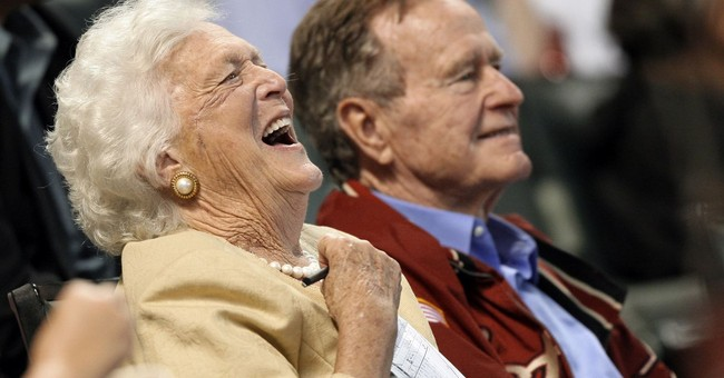 ICYMI: A Reverend Shares Heartwarming, Hysterical Memories of Barbara Bush