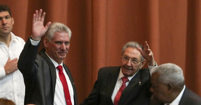 Hey Media, Can We Quit Saying That Cuba's New President Was 'Elected'?