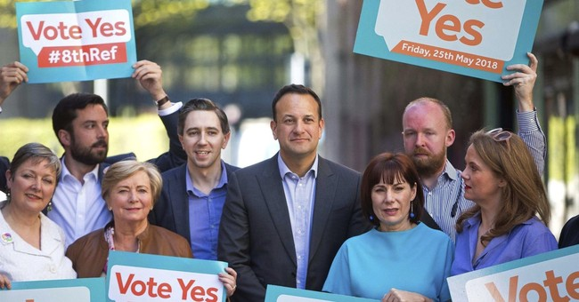 Ireland to Offer Free Abortions Just Months After Repealing Abortion Ban