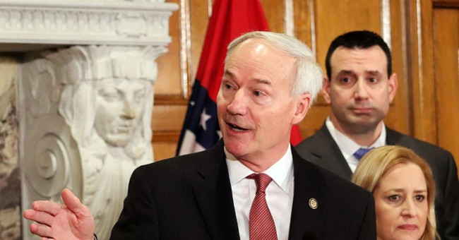Republican Arkansas Governor Vetos Ban on Transgender Treatments on Minors, His Reason Is Why Republicans Lose