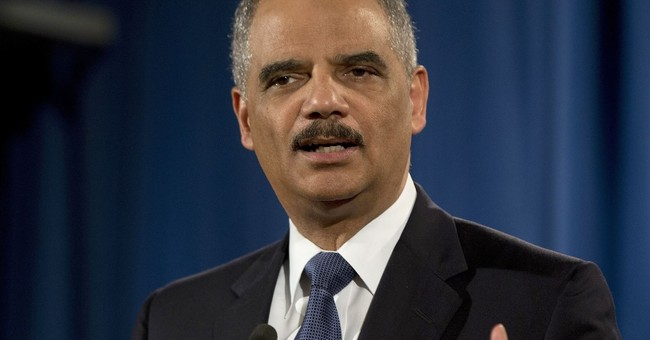 Eric Holder Won't Run For President But Vows to 'Elect the Right Democrat'