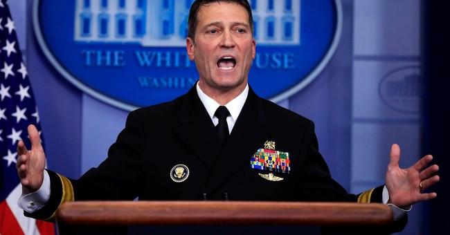 BREAKING: Dr. Ronny Jackson Pulls His Nomination For VA Secretary