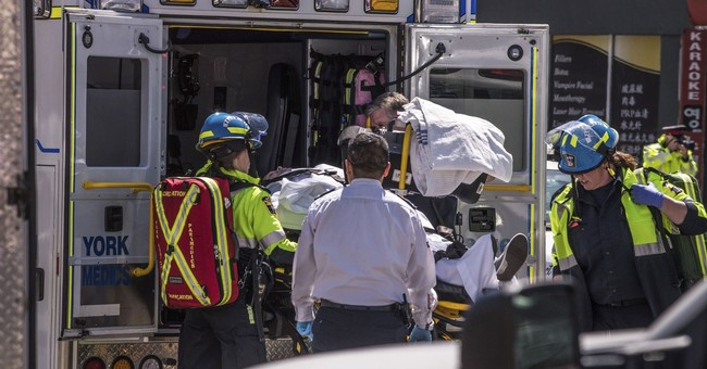 Toronto Van Attack: Suspect Identified As Death Toll Rises To 10