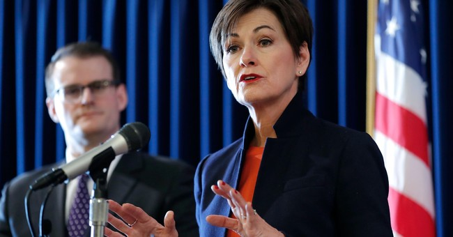 Iowa Gov. Signs Bill Banning Abortion After Fetal Heartbeat Is Detected
