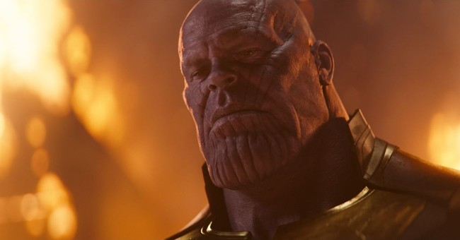 Marvel Infinity War Villain Is Lefty Green Do-Gooder