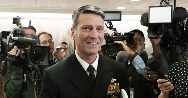 Kill List: The Democrats' Character Assassination Of Rear Admiral Ronny Jackson
