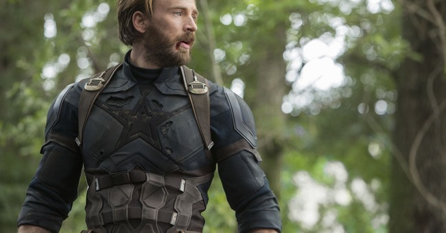 Captain America 'Honored' to Meet With Republican Senator on the Hill...But Sends an 'Avengers' Warning