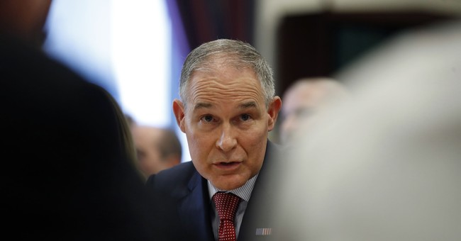 Nothing Pruitt Did At EPA Is As Bad As What The EPA Will Do Without Him
