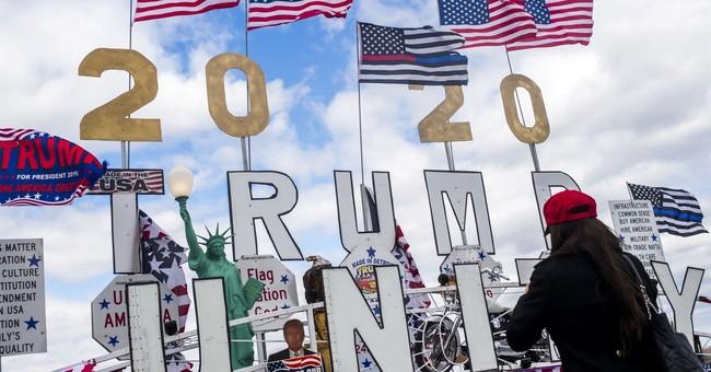 Crowd Chants 'Nobel!' at Trump Rally