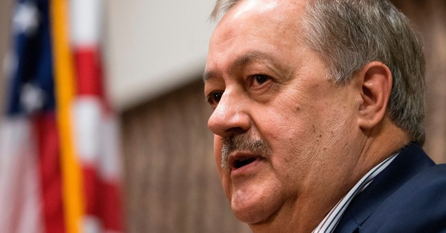 Don Blankenship comes out with new racist attack on Mitch McConnell's family