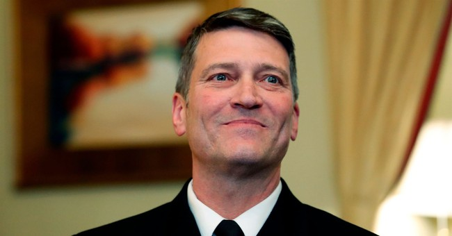 GOP Senator Contradicts Trump On Ronny Jackson Allegations