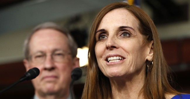 McSally: We May Need a Border Wall Between California and Arizona