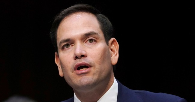 Rubio Stands By Criticism of Corporate Tax Cuts...Chides Politico for Suggesting Otherwise