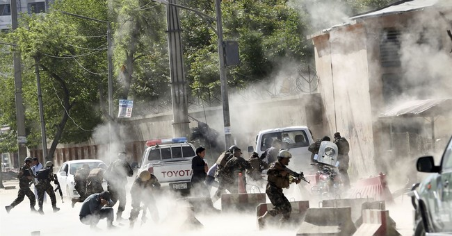 Kabul Suicide Bombing Leaves 30 Dead, Including At Least Eight Journalists