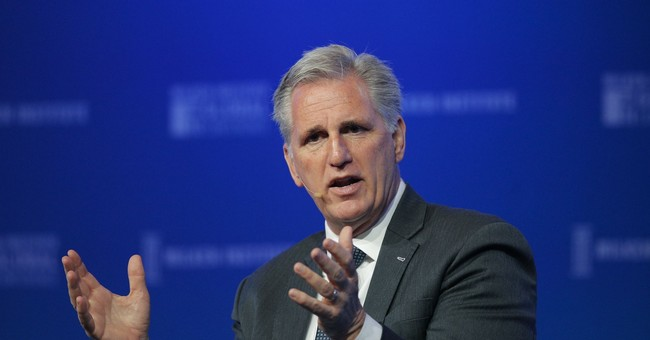 'Biggest Power Grab in the History of Congress': McCarthy Sounds the Alarm Over Pelosi's Proxy Vote Plans
