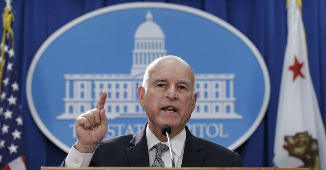 Gov. Jerry Brown: Attempts to Repeal the Gas Tax are 'Un-Californian'