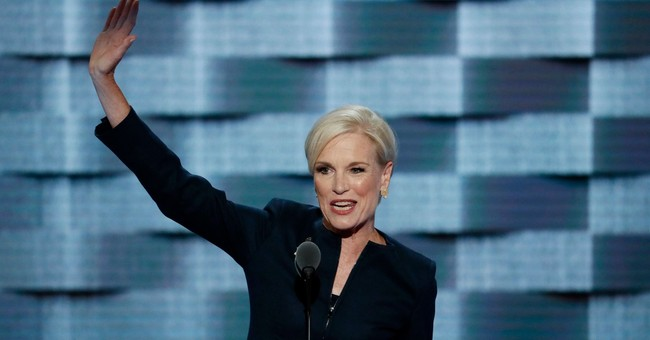 Oops: Planned Parenthood's Outgoing President Dismembers Own Talking Point