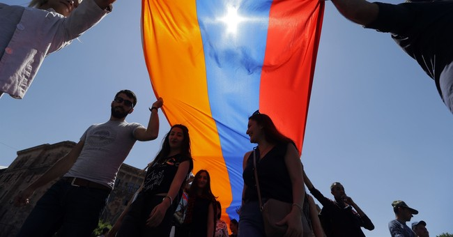 Armenia: Caught In Its Own Trap?
