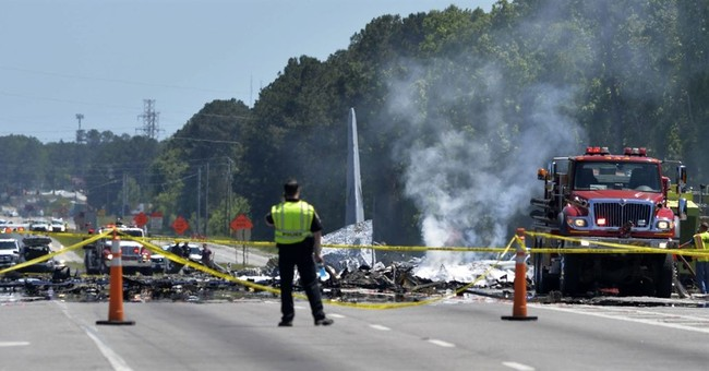 TRAGIC: Military Plane Fatally Crashes in Georgia, Number of Deceased Unknown