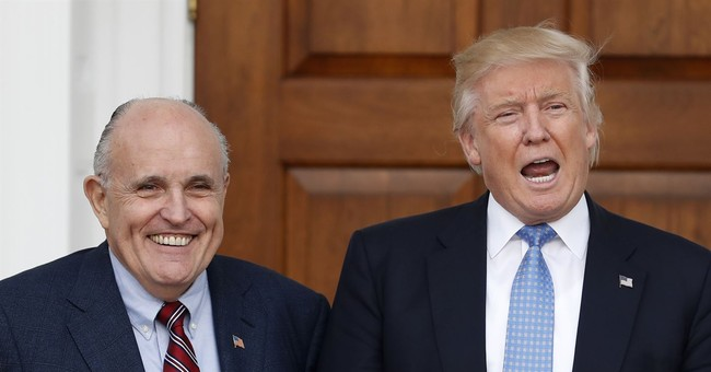 Can Trump Defy A Mueller Subpoena? Buchanan And Giuliani Suggest Just That