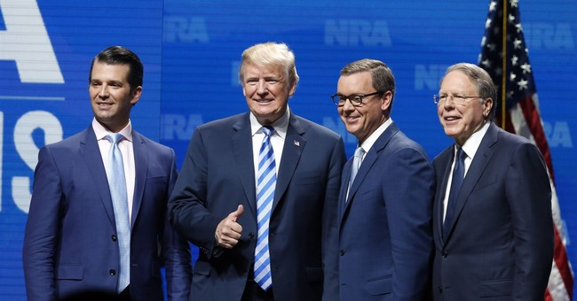 Marine at center of Reagan-era arms trafficking scandal named NRA president