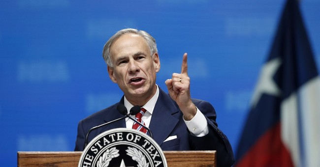 TX Gov. Greg Abbott Shows More Red State Power, Joins Ron DeSantis In Fight Against Vaccine Passports