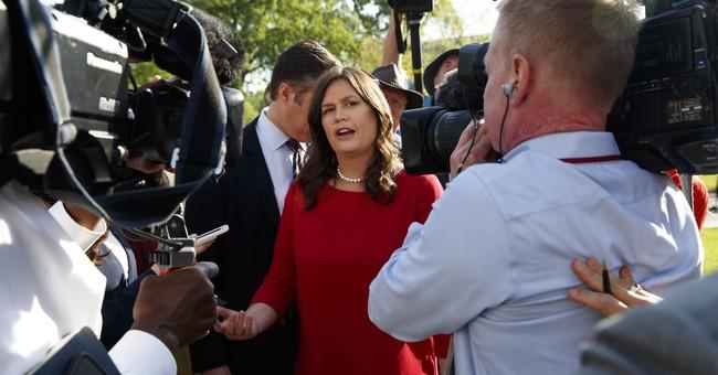 Sarah Huckabee Sanders Gracefully Responds to VA Restaurant That Refused Her Service