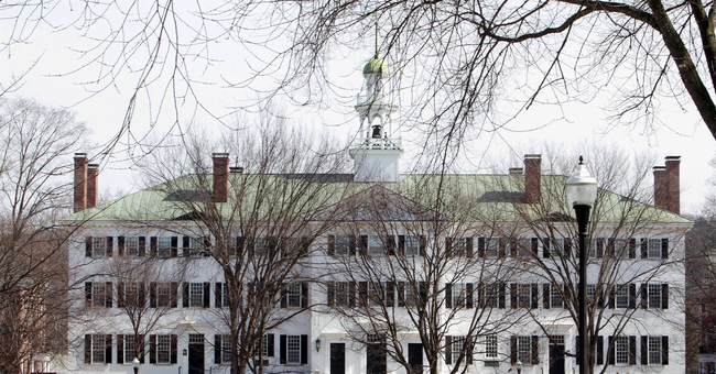 Politics and Free Speech at Dartmouth: Republicans MOST Tolerant