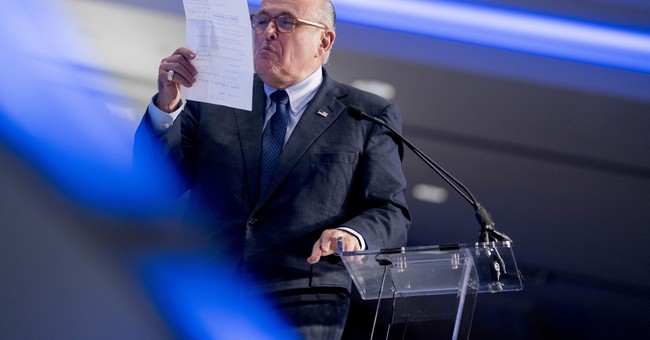 Giuliani: Why The Ukraine Report Is a 'Positive' for Trump