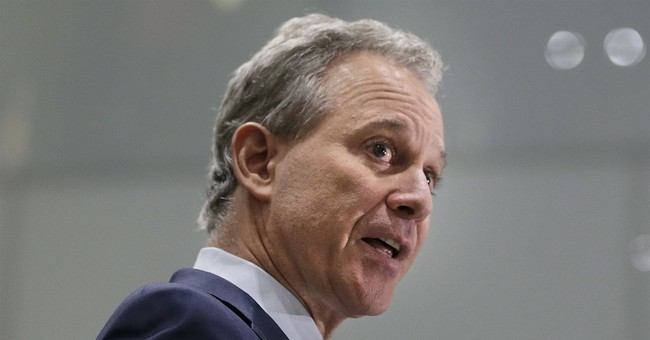Manhattan DA Starts Investigation of Assault Allegations Against Eric Schneiderman