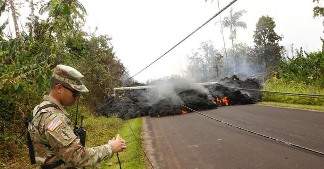 President Trump Declares a Major Disaster in Hawaii