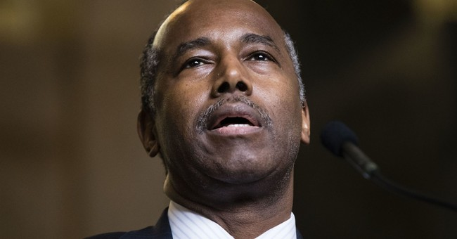 AP Report Claims Ben Carson Has 'Fallen from Grace' in Baltimore