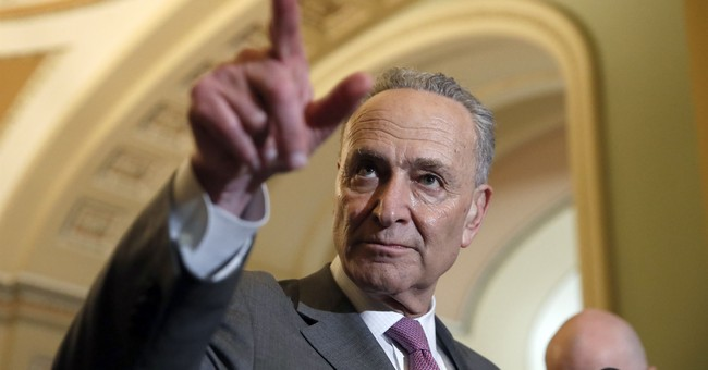 Call Schumer's Bluff: Bring Sensible Immigration Bills to the Floor, Dare Democrats to Filibuster