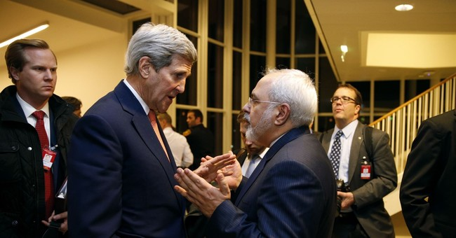 Normal Conversation: John Kerry Defends His (Cough* Treasonous Cough*) Shadow Diplomacy With Iran