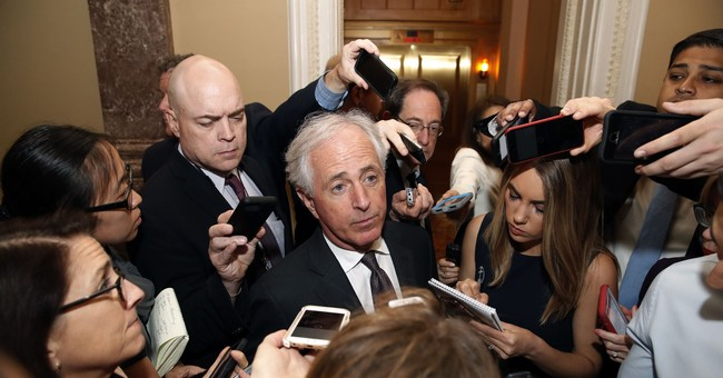 Corker on Whether Congress Will Address Fiscal Responsibility: 'Nobody Cares'