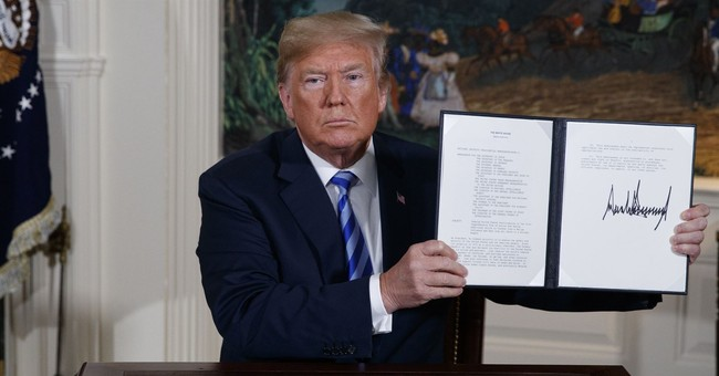 Good Riddance To The Flawed Iran Deal