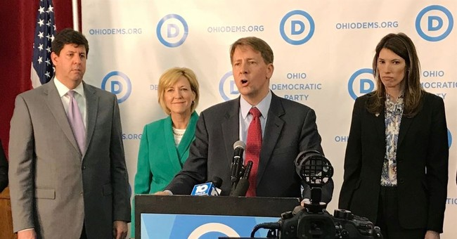Mr. Cordray And His Idiotic Penchant For Calling Ohio GOP Members Nazi Collaborators
