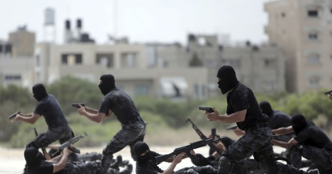 "Hamas Violence is ""The Great Return March"" to Overtake Israel"