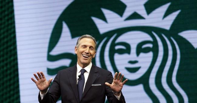 'Eat S**t, Howard': Democrats Still Seething Over Possible POTUS Run By Former Starbucks CEO