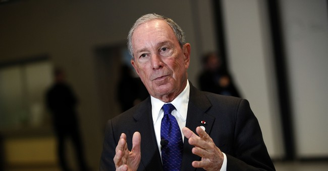 Troubling Signs For Bloomberg In Polling And At Campaign Events