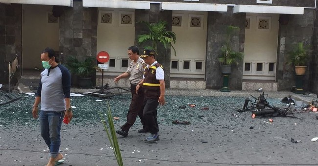 EVIL: ISIS Uses Children Suicide Bombers Targeting Indonesian Churches