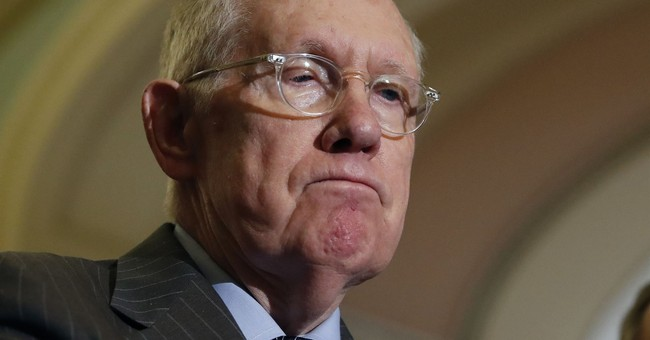 Harry Reid Exposes Greatest Liberal Scam of All-Time