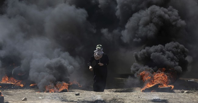 Deadly Protests in Gaza Ahead of Jerusalem Embassy Opening