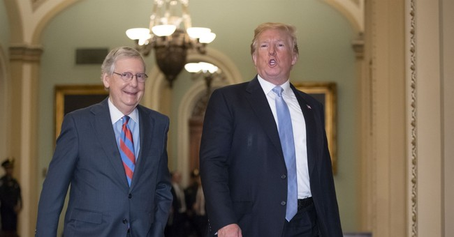 More Winning: Trump Nominates Barrage of New Judges, Divided Dems Bow to McConnell (UPDATE: 15 Confirmed)