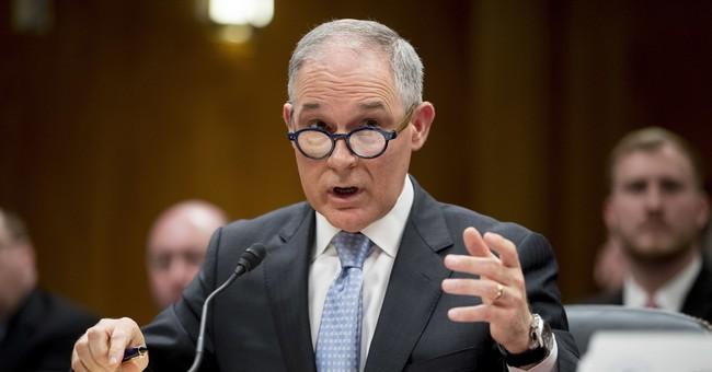 EPA's Scott Pruitt: Cleaner Than Critics Claim